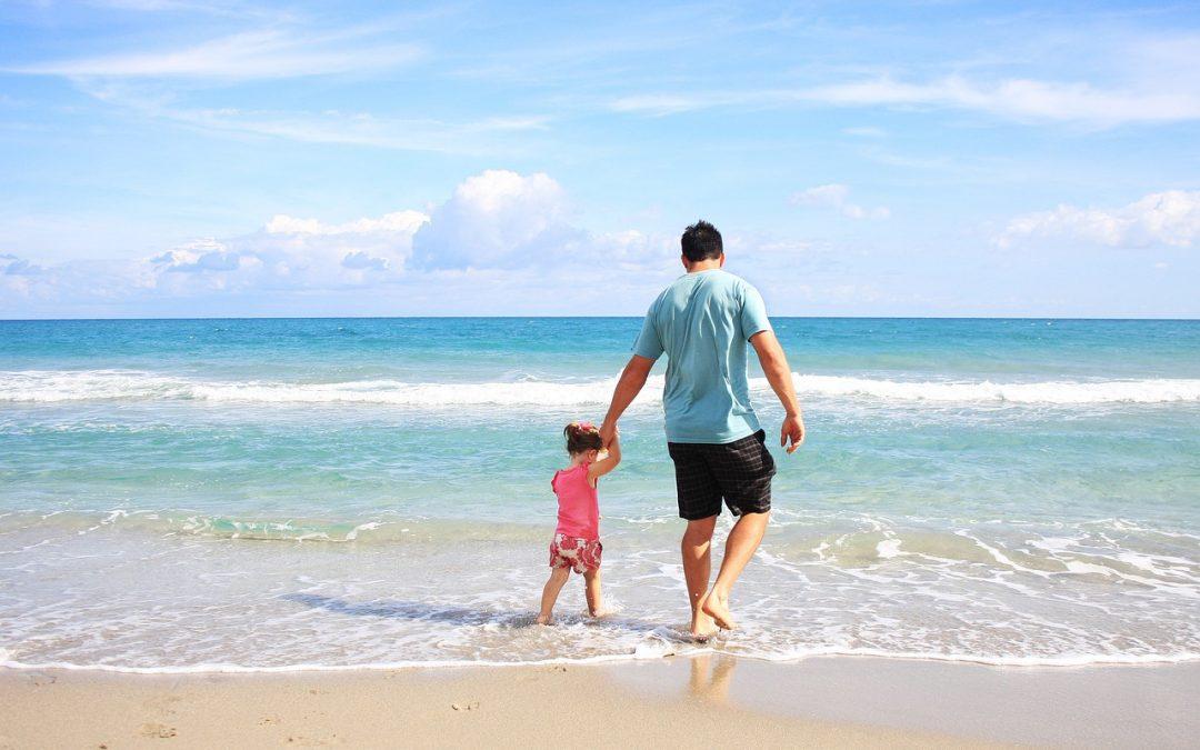 Alleen op vakantie alleen met je kind: dit zijn de regels (opnieuw)